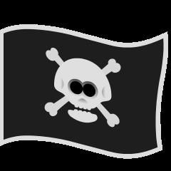 Pirate Flag on Skype Emoticons 1.2