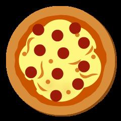 Pizza on Skype Emoticons 1.2