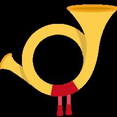 Postal Horn on Skype Emoticons 1.2