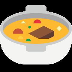 Pot of Food on Skype Emoticons 1.2