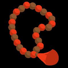 Prayer Beads on Skype Emoticons 1.2