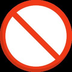 Prohibited on Skype Emoticons 1.2