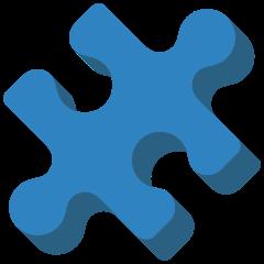 Puzzle Piece on Skype Emoticons 1.2