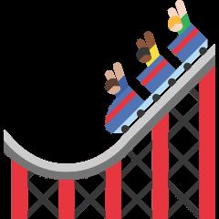 Roller Coaster on Skype Emoticons 1.2