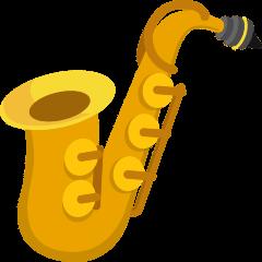 Saxophone on Skype Emoticons 1.2