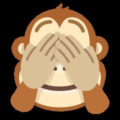 See-No-Evil Monkey on Skype Emoticons 1.2