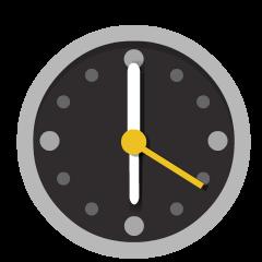 Six O'Clock on Skype Emoticons 1.2