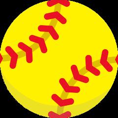 Softball on Skype Emoticons 1.2