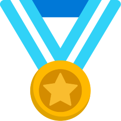 Sports Medal on Skype Emoticons 1.2