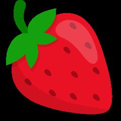 Strawberry on Skype Emoticons 1.2