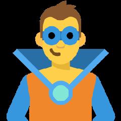 Supervillain on Skype Emoticons 1.2