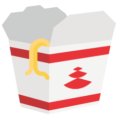 Takeout Box on Skype Emoticons 1.2