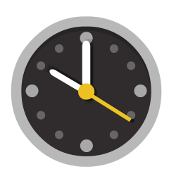 Ten O'Clock on Skype Emoticons 1.2