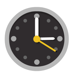 Three O'Clock on Skype Emoticons 1.2