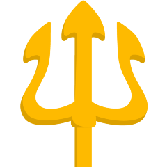 Trident Emblem on Skype Emoticons 1.2
