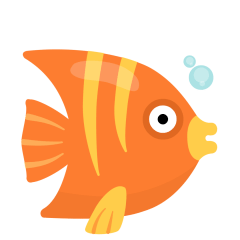 Tropical Fish on Skype Emoticons 1.2