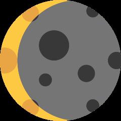 Waning Crescent Moon on Skype Emoticons 1.2