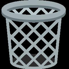 Wastebasket on Skype Emoticons 1.2