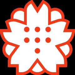 White Flower on Skype Emoticons 1.2