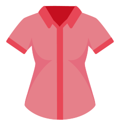 Woman's Clothes on Skype Emoticons 1.2