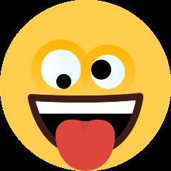 Zany Face on Skype Emoticons 1.2